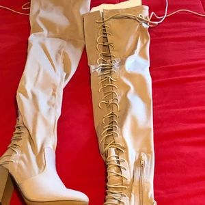 Shoes - Addison Over The Thigh Boots